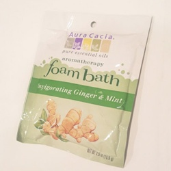 Ginger mint bath